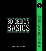 Studio Companion Series 3D Design Basics