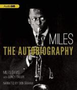 Autobiography of Miles Davis [Audio]