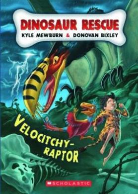Velocitchy-Raptor (Dinosaur Rescue)