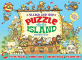 Search & Find Puzzle Island
