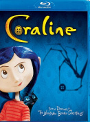 Coraline [Region A] [Blu-ray]