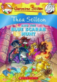 Thea Stilton and the Blue Scarab Hunt (Thea Stilton #11)