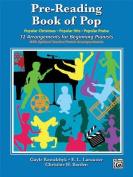 Pre-Reading Book of Pop