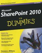 Microsoft Sharepoint 2010 for Dummies