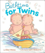 Bathtime for Twins [Board Book]