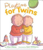 Playtime for Twins [Board Book]