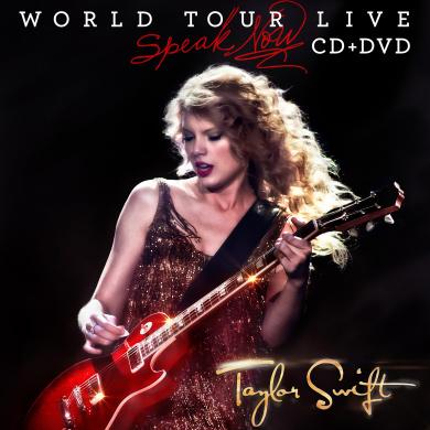 Speak Now World Tour Live [CD/DVD]