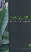 Macquarie Dictionary & Thesaurus