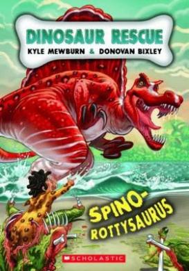 Spino-Rottysaurus (Dinosaur Rescue)