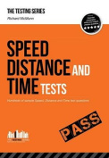 Speed, Distance and Time Tests