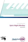 Spix's Night Monkey