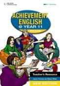 Achievement English Year 11 Teachers Resourse CD 3rd Edition