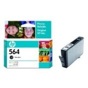 HP No.564 (CB317WA) Photo Inkjet Cartridge, Photo Black