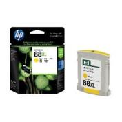 HP No.88XL (C9393A) Inkjet Cartridge, Yellow