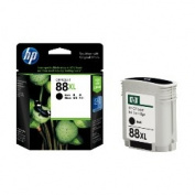 HP No.88XL (C9396A) Inkjet Cartridge, Black