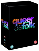 Queer as folk: Seasons 1-5 [Region 2]