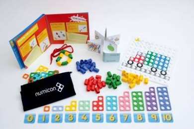 Numicon: First Steps with Numicon at Home Kit (Numicon)