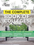 The Complete Book of Colleges (Princeton Review
