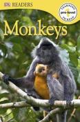 Monkeys (DK Readers