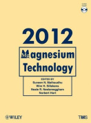 Magnesium Technology 2012 [With CDROM]