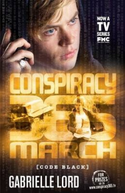 March (Conspiracy 365 Code Black)