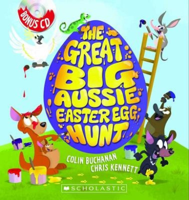 The Great Big Aussie Easter Egg Hunt
