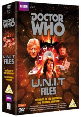 Doctor Who: U.N.I.T. Files