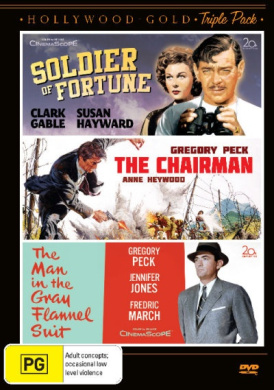 The Chairman/The Man in the Gray Flannel Suit/Soldier of Fortune