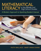 Mathematical Literacy in the Middle and High School Grades