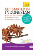 Get Started in Beginner's Indonesian (Learn Indonesian with Teach Yourself)