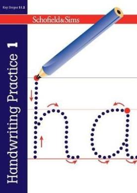 Handwriting Practice Book 1: KS1, Ages 5-7