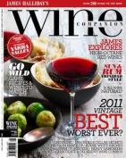 Hallidays Wine Companion - 1 year subscription - 6 issues
