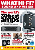 What Hi-Fi Sound And Vision? - 1 year subscription - 13 issues