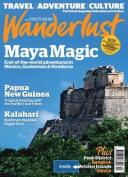 Wanderlust Travel Magazine (UK) - 1 year subscription - 8 issues