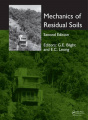 Mechanics of Residual Soils, Second Edition