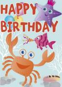 Happy Birthday - Under the Sea