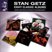 [Stan Getz] Eight Classic Albums