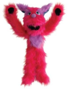 Monsters: Pink Monster Puppet
