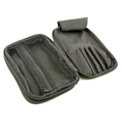 Deluxe Expandable Makeup Bag, -