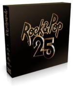 Rock & Pop: 25 Anos / Various