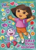 Dora's Sticker Adventure! (Dora the Explorer