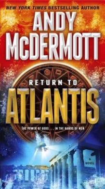 Return to Atlantis (Nina Wilde/Eddie Chase)