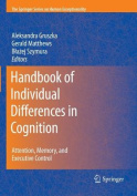 Handbook of Individual Differences in Cognition