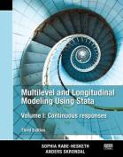 Multilevel and Longitudinal Modeling Using Stata, Volume I