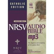 NRSV Audio Bible with Apocrypha Catholic Edition [Audio]