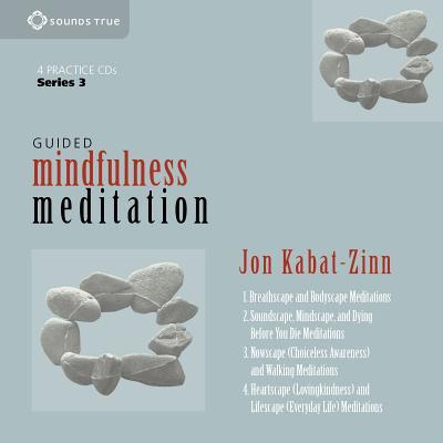 Guided Mindfulness Meditation Series 3 [Audio]