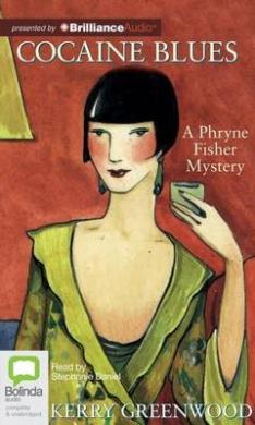 Cocaine Blues (Phryne Fisher Mysteries (Audio))