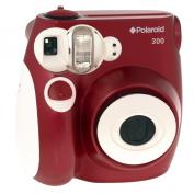 Polaroid 300 Instant Camera - Red