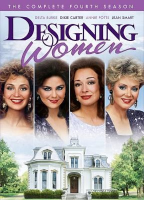 Designing Women: The Complete Fourth Season