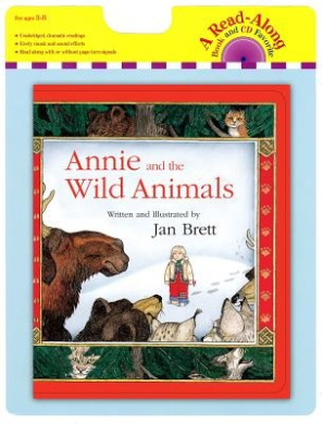 Annie and the Wild Animals book and CD (Read-Along Book and CD Favourite)
